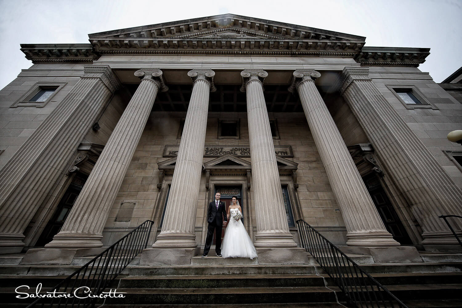 Palazzolo St Louis Wedding