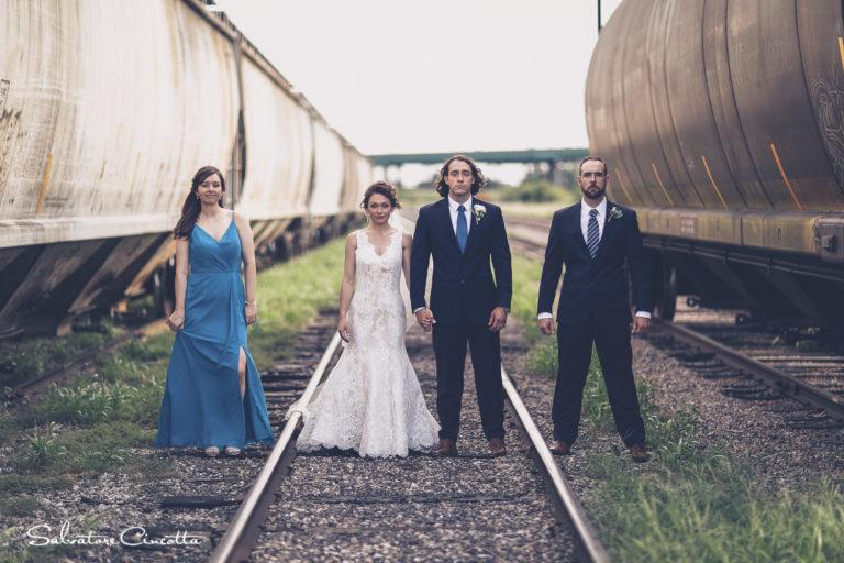 Johnson St Louis Wedding