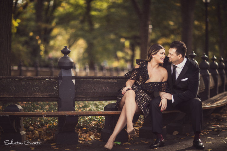 Read more about the article New York City Engagement Pictures