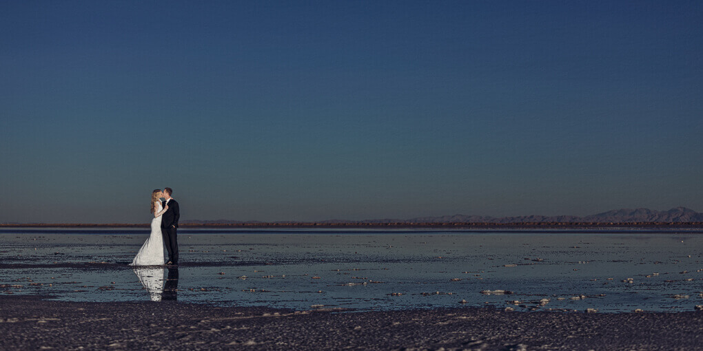 salt flat wedding portraits 7