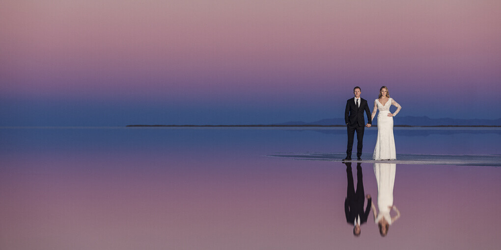 salt flat wedding portraits 5